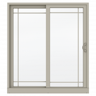 Premium Atlantic Vinyl Sliding Patio Door