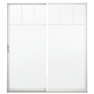Builders Florida Aluminum Sliding Patio Door