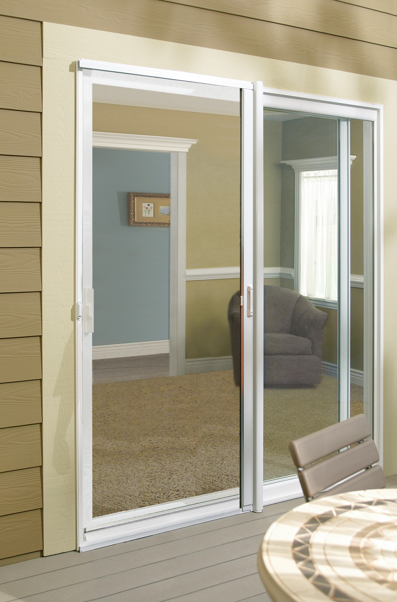 options - Exterior Patio Doors
