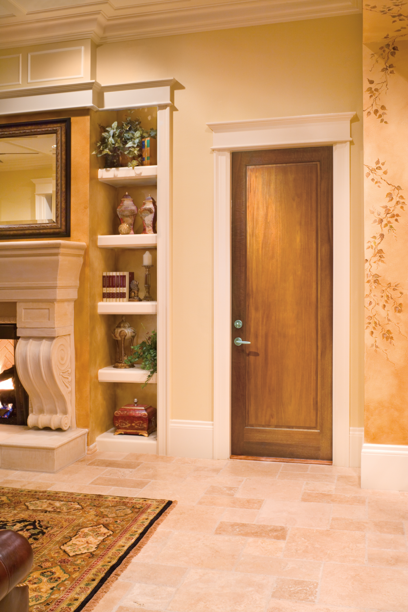 Custom wood all panel interior door jeld wen windows doors options planetlyrics Image collections