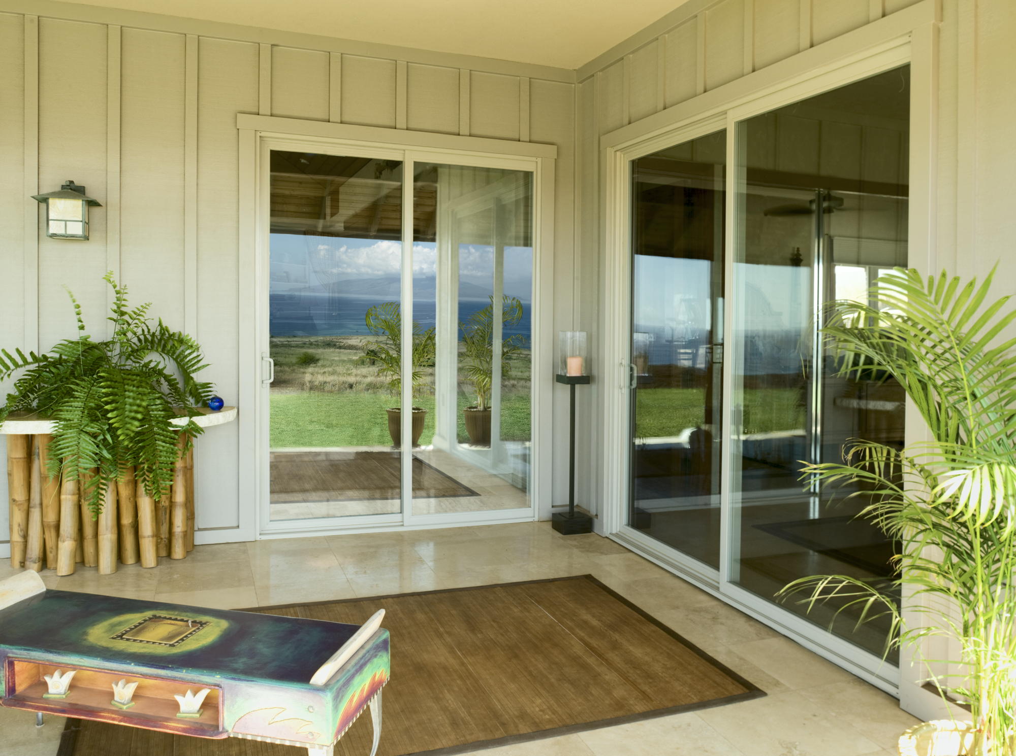 Premium™ Vinyl Sliding Patio Door
